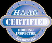 HAAG Certified Roofing Contractor